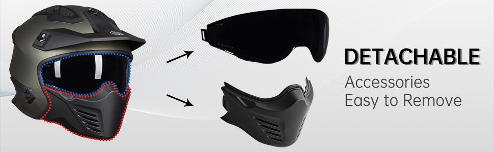 helmet accessory