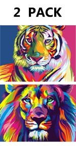 diamond painting animal