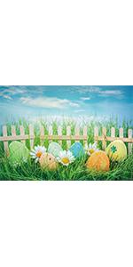 Spring Easter Backdrop