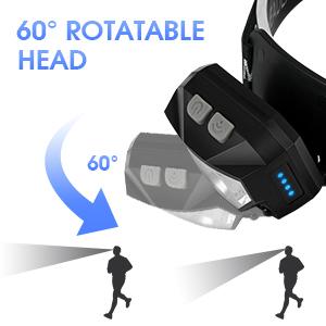 headlamp rechargeable rechargeable headlamp led headlamp headlamp head flashlight bright flashlight