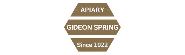 Gideon Spring Honey