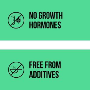 no growth hormone whey protein, no hormones grass fed whey, naked whey, nacked whey protein powder