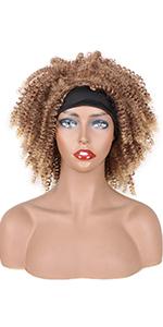 T33-27# headband wig