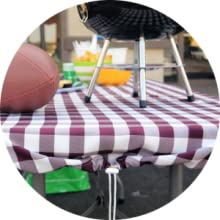 grill table cloth drawstring windproof outdoor football sports