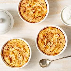 Porcelain Ramekins, Ramekins for Baking, Creme Brulee Dish, Souffle Cups, Appetizer Cups, CDish