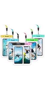 ProCase Cell Phone Dry Bags