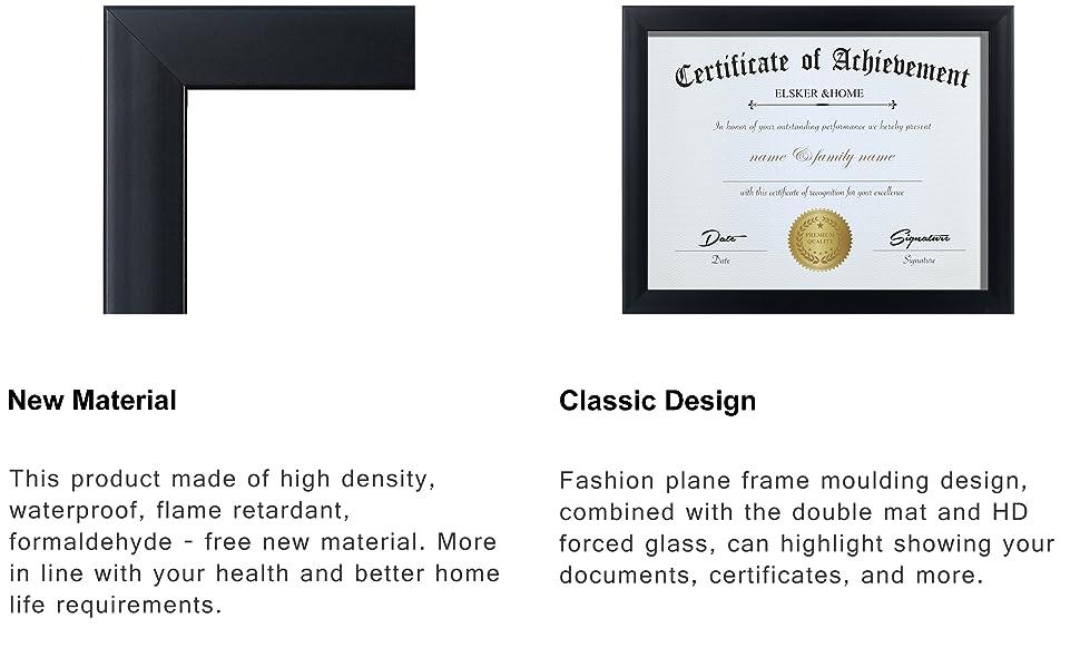degree frame