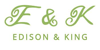 Edison & King, logo, safety, non-toxic, glasses strap
