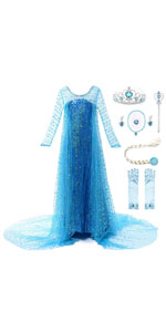 Birthday Party Princess Dress