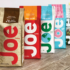 A variety of flavors, blends, packaging. Brightly colors pretty packages. Perfect any time