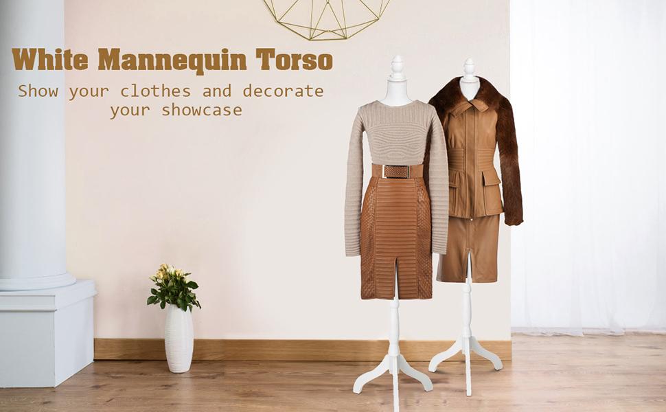 torso mannequin