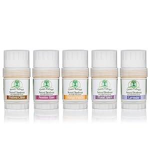 natural deodorant bulk pack