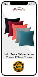 Soft Velvet Pillow Covers