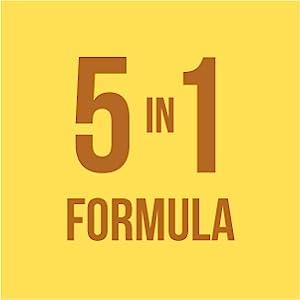 5 in 1 formula