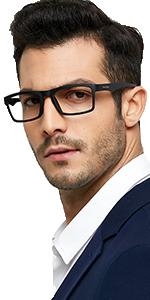 TR90 reading glasses men durable readers