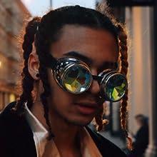Fashion street shooting