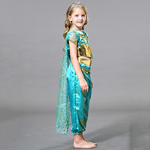 princess costume dress up for girls kids little one Halloween Christmas Dress up cosplay