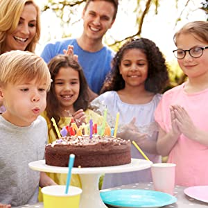 birthday party games and decoration supplies
