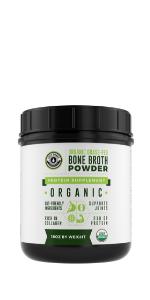 Organic Bone Broth Protein Powder