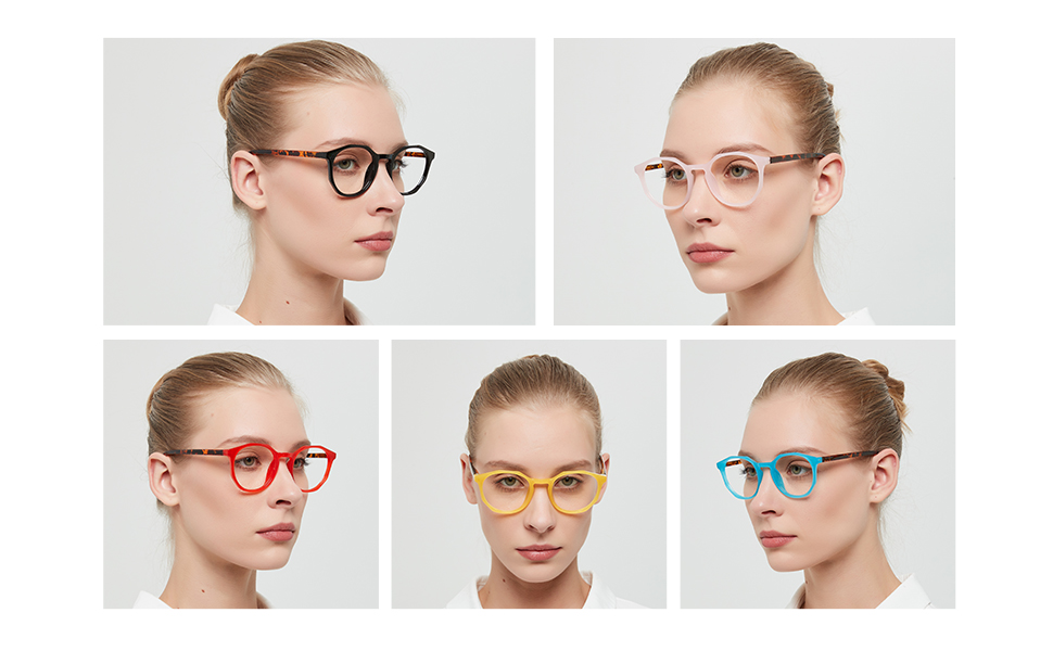 retro women reading glasses women stylish readers for female 100 150 200 250 300 350