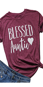 Blessed Auntie Shirt