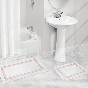 vanity bathtub shower tile floor small medium large