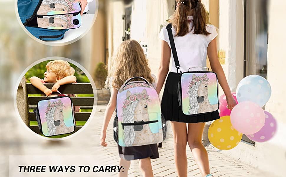 horse backpack