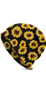 Sunflower Beanie