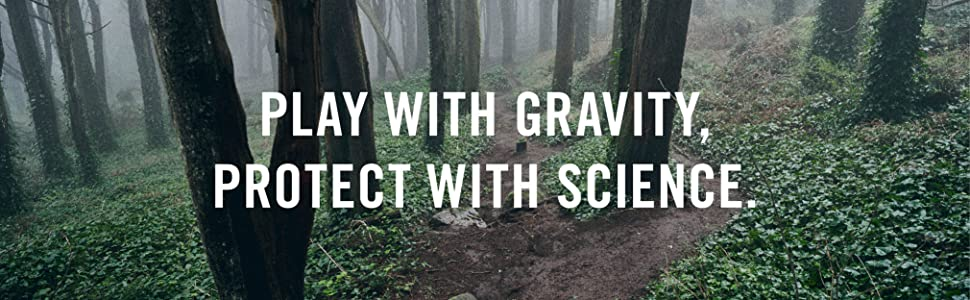 Play with gravity, protect with science.