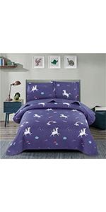 Unicorn Bedding