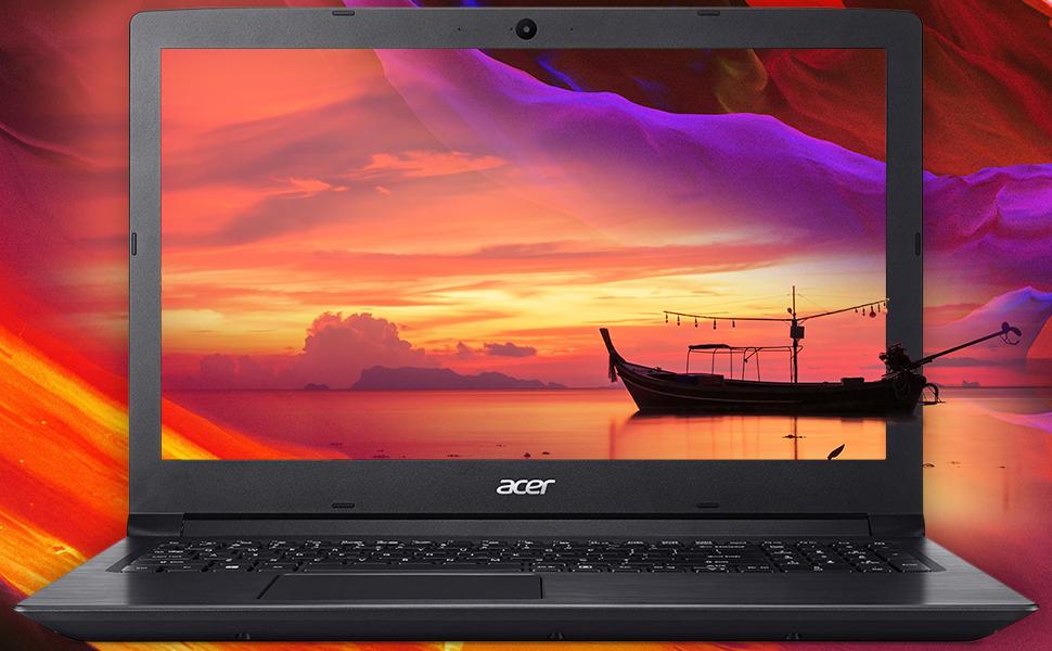 "Acer Aspire 3 Notebook 15.6 HD Ryzen 5 2500U Windows 10 Pro 15.6"" HD screen SVA brightview ips"