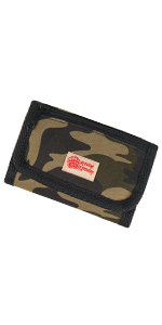 Rough Enough Small Kid Wallet Camo