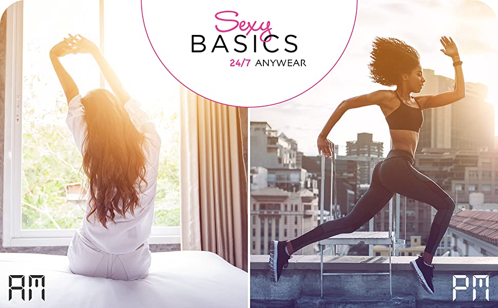 SEXY BASICS ANYWEAR
