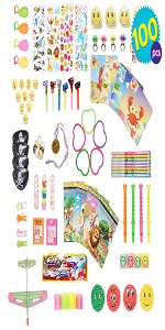 100 PCS Kids Party Toys