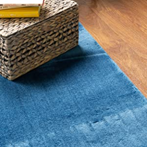 blue rugs for boys