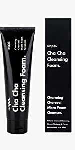 cha cha charcoal cleansing