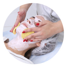yellow aesthetician esthetic exfoliator compress pva pca konja supplies sponge facial mask esponjas