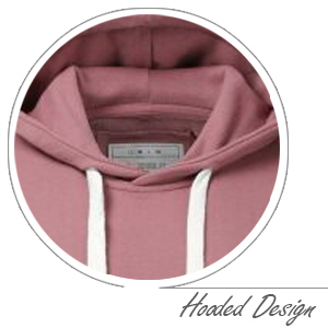 hooded design