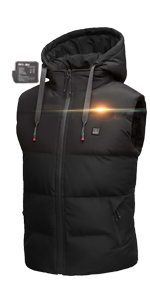 heated vest for men