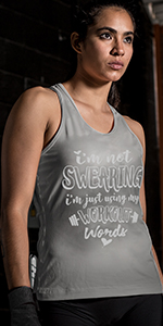 Sweat Activated Tank Top