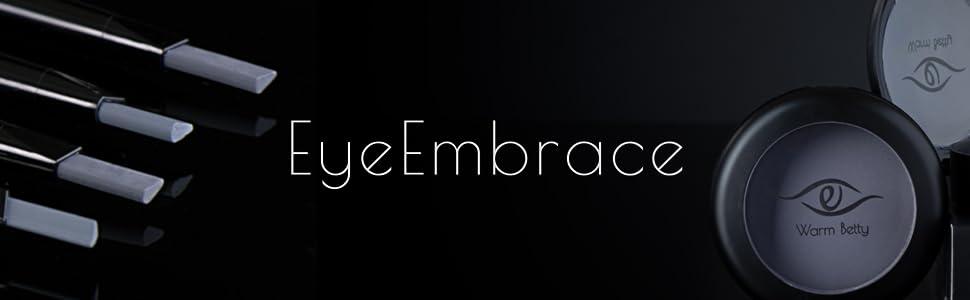 Eye Embrace Light Gray Eyebrow Pencil and Powder Makeup