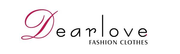 Dearlove Women Striped Short Sleeve Casual Wear to Work Tunic Dress with Belt