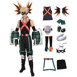 bakugou cosplay outfit