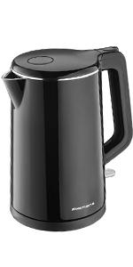 eletric teakettle water heater kettle electric teapot hot water boiler stainless steel kettle