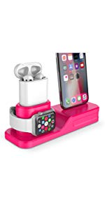 iphone charging stand