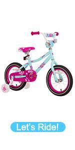 paris girl bike
