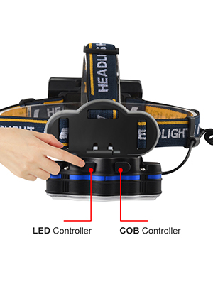 LED & COB Independent Power Controller