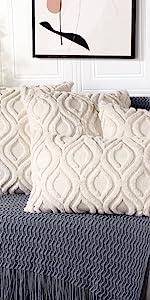 Soft Plush Short Wool Velvet-Geometry