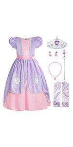 princess Sofia costume