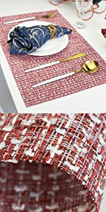 Blended Placemats